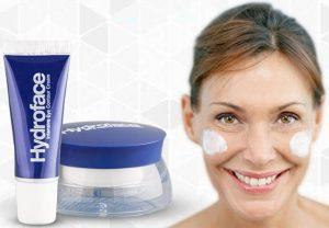Como Hydroface anti wrinkle cream, ingredientes - funciona?