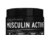 Musculin Active - Comentarios actualizados 2018 - precio, opiniones, foro, capsula, ingredientes - donde comprar? España - mercadona