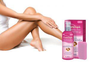 Que es FreshDepil hair removal cream, ingredientes - funciona?