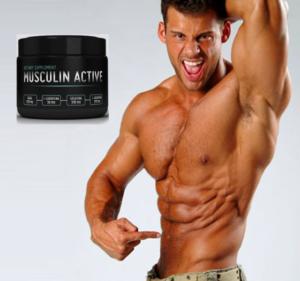 Que es Musculin Active capsula, ingredientes - funciona?