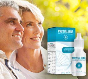 Que es Prostalgene gotas, composicion - para que sirve?