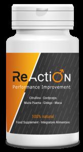 ReAction análisis completo 2018 pastillas opiniones, foro, precio, mercadona, como tomar, donde comprar, farmacia, dosis
