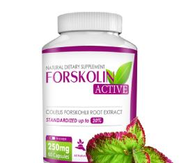 Forskolin Active - Comentarios actualizados 2018 - precio, opiniones, foro, capsula, ingredientes - donde comprar? España - mercadona