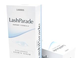 LashParade Guía Completa 2018 - precio, opiniones, foro, serum, ingredientes - donde comprar? España - mercadona