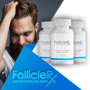 Que es FollicleRX capsula, ingredientes - que contiene?