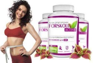 Que es Forskolin Active capsula, ingredientes - funciona?