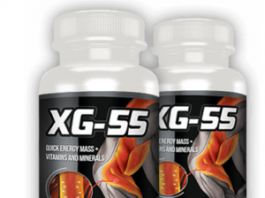 XG-55 Información Completa 2018 - precio, opiniones, foro, capsule, composicion - donde comprar? España - en mercadona