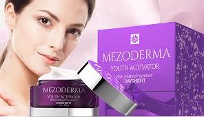 Mezoderma funciona, ingredientes - anti anging formula