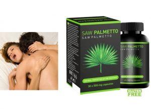 Saw Palmetto capsules, ingredientes - funciona?