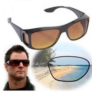 HD Glasses night vision, for night driving - funciona