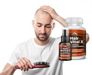 Que es Hair Revital X capsules, ingredientes - funciona?