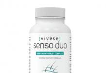 Vivese Senso Duo Capsules - Comentarios actualizados 2019 - opiniones, foro, precio, ingredientes - donde comprar España - mercadona