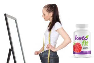 KetoFit cápsulas de pérdida de peso avanzada, ingredientes - como funciona